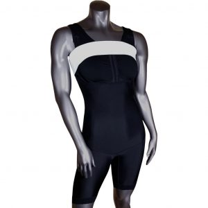Post-Op Package for Breast Surgery, 2 Sport Bra and 1 Breast Band
