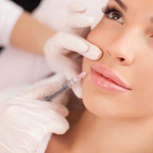 One Syringe Lips Filler Treatment